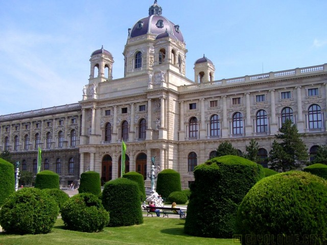 Excursion trip across imperial Vienna