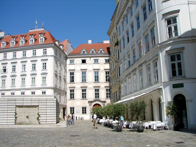 Jewish quarter of Vienna
